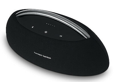 Enceinte GO and Play Mini de Harman-Kardon couleur noir