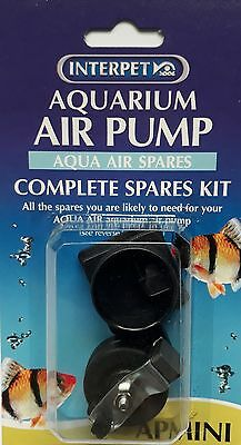 Interpet Aqua Air Pump Spares Kit Ap Mini 0755349025404