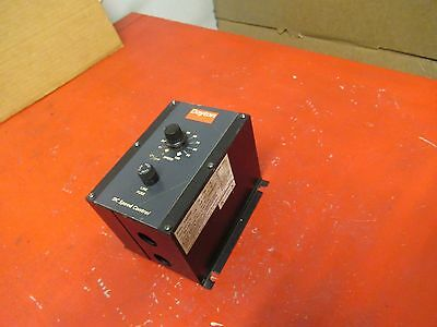 Dayton Dc Speed Control 5X412D 1Ph 1/35-1/6 Hp 90Vdc 115Vac 50/60 Hz Used