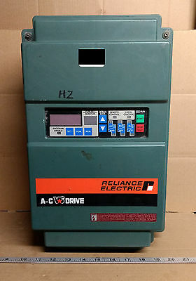 1 Used Reliance Gp-2000 2Gu42001 A-C Vs Drive ***make Offer***