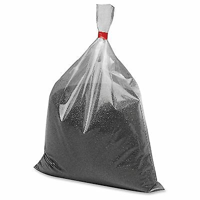 Rubbermaid Urn Sand Bag - 25.60 Lb - 5/carton - Black (b25ct)