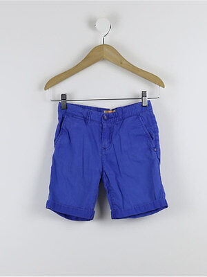 Scotch Shrunk Boys Blue Shorts Age 8