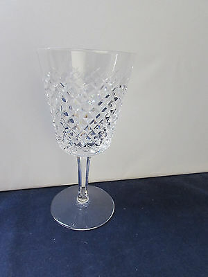 SET OF TWO - Waterford Crystal ALANA Water Goblets