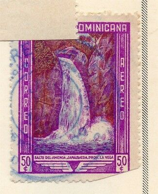Dominican Republic 1947 Early Issue Fine Used 50c. 168486