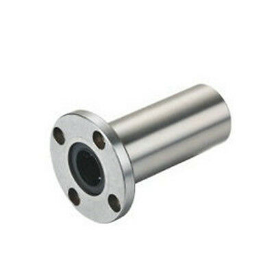Round Long Flansch Linear Motion Router Welle mit XYZ 1 Stk. 12 mm lmf12luu
