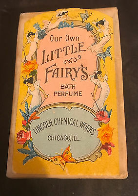 Antique Little Fairy's Bath perfume, never opened 4-14-2017-007
