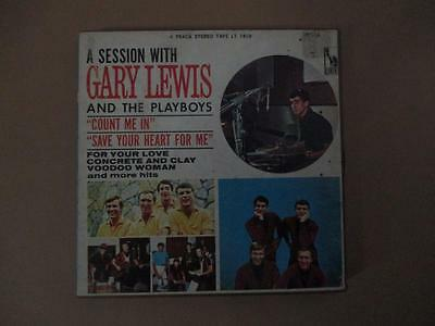 Reel-to-reel tape, Gary Lewis and the Playboys, 4 track stereo, vintage