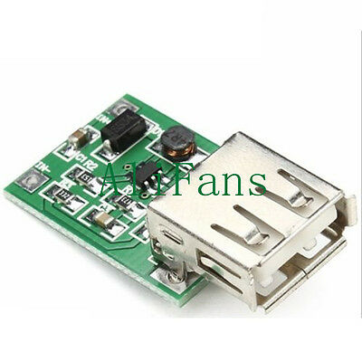 DC-DC 0.9-5V to 5V 600MA Converter Step-Up Boost USB Charger Power Supply Module