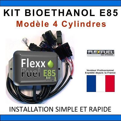 kit ethanol e85 3 cylindres flex fuel kit kit de conversion bioethanol e85 eur 99 99. Black Bedroom Furniture Sets. Home Design Ideas