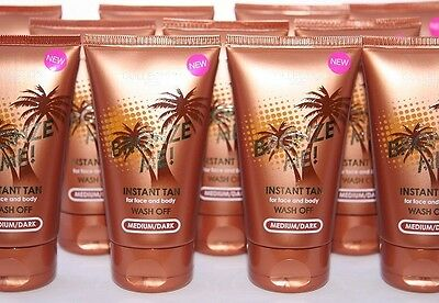 12 x Collection 2000 Bronze Me Instant Tan | Medium Dark | RRP £50+| Job Lot
