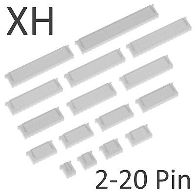XH 2.5mm Connector Plug Housing (2-14, 20 Pin) (JST XH Style)
