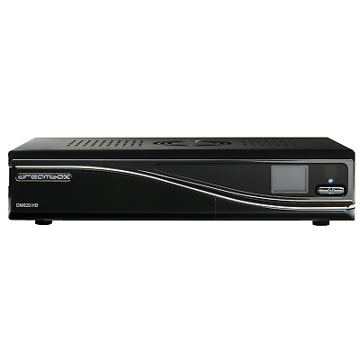 Dreambox DM820 HD 2x DVB-S2 1x DVB-C/T2 Triple Tuner PVR Ready Full HD Receiver