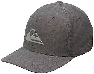 best authentic be583 5600a Quiksilver Union Stretch Hat - Black - New