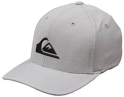 purchase cheap db64f 6c481 Quiksilver Union Stretch Hat - Sleet - New