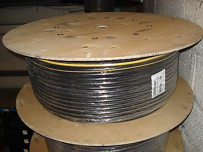 "200 metre Drum of 10mm bore rubber airhose (3/8"")"