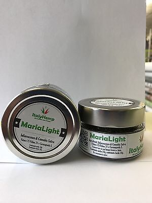 Infiorescenze di Canapa Sativa Marialight