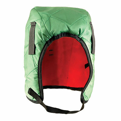 RQ300 - Occunomix Flame Retardant Quilted Winter Hard Hat Liner