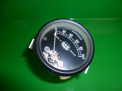 Land Rover - CAV Ammeter 0 -100 Amps (Shunt Included) - PRC2619