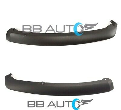 2012-2014 Ford Focus Front Bumper Air Dam Deflector Valance Panels Set Rh & Lh