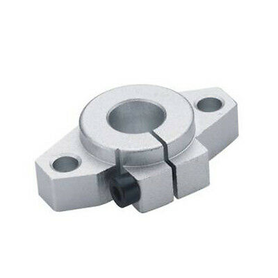Linear Rail Shaft Support / Linear Rod shaft Support 1X SHF25 25 mm Flange Mount
