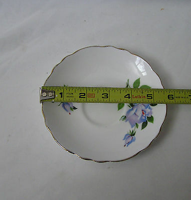 "Vintage Collectible ""Royal Imperial"" Fine Bone China Saucer Made in England"