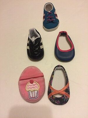 American Girl Single Shoe ONE SHOE~Price is per shoe~replacement ✔