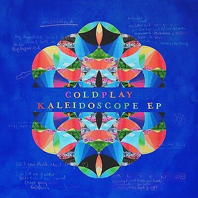 Coldplay - Kaleidoscope Ep   Cd New+
