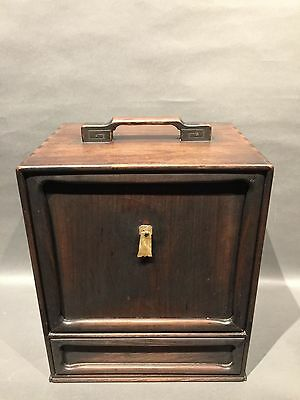 Chinese Rosewood carry Box