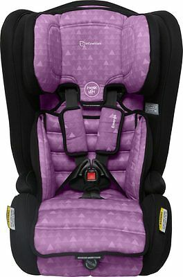 Infa Secure Emerge Treo Harnessed Booster Seat - Purple