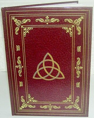 Wicca Triquetra Journal Notebook Bookmark