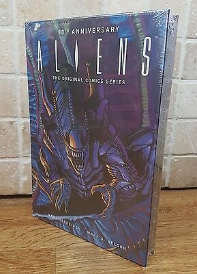 Loot Crate Exclusive Aliens 30th Anniversary Original Comic Series Hardback Book