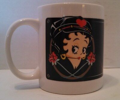 Betty Boop BABE To The BONE Collectible Coffee Mug 1998 King Features Syndicate
