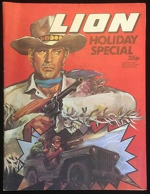 Lion Comic Holiday Special 1978 - Summer Fun - Lovely Copy