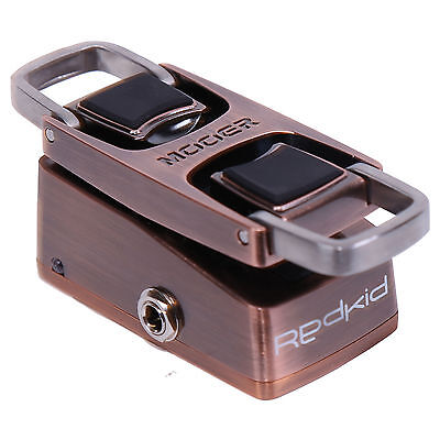 Mooer Micro Compact 'Redkid' Talk Wah Effects Pedal, MDW1