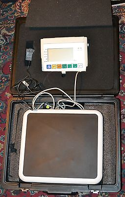 Working Tanita Scale WB-110A Full Body Composition With Case