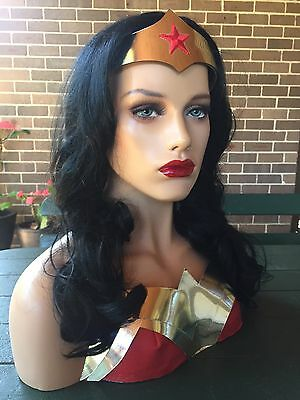 Custom Made Wonder Woman bust Very Cool And unique