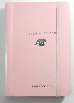 Little Pink Book Of Addresses NEW (The Lady's Pink Book) Great Gift!