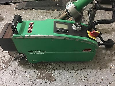 Leister Varimat V2 Automatic Heat Welder in Excellent Condition