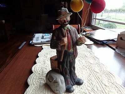 The Emmett Kelly Jr Collection - by Flambro -