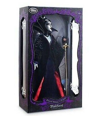 """Disney Store Sleeping Beauty Limited Edition of 4,000 17"""" Maleficent Doll New"""