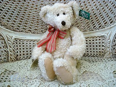 """Russ Berrie Brummel 16"""" Tall Bears From The Past Collection **so Cute*** New"""
