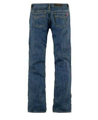 Motorcycle jeans kevlar Icon Hella women size 8