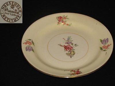 Homer Laughlin Priscilla Bread Plate Plates