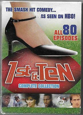 1st  Ten - The Complete Collection DVD 2006 6-Disc Set