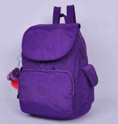 fashion students  school raw backpack backpack Travel package