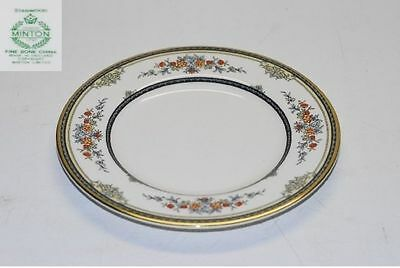 Minton STANWOOD Bread PLATE PLATES 6 5/8 Inch