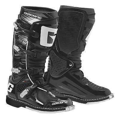 Gaerne SG-10 Leather Motocross MX Riding Boots - 2016/17 [Black, Size 7]