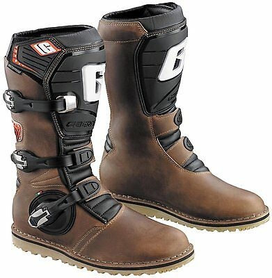 Gaerne Balance Oiled Leather Motocross MX Riding Boots [Size 13]