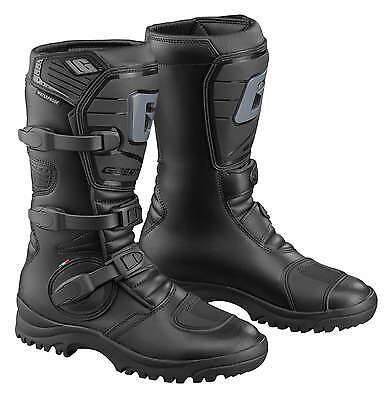 Gaerne G-Adventure Leather Motocross MX Riding Boots [Size 8]