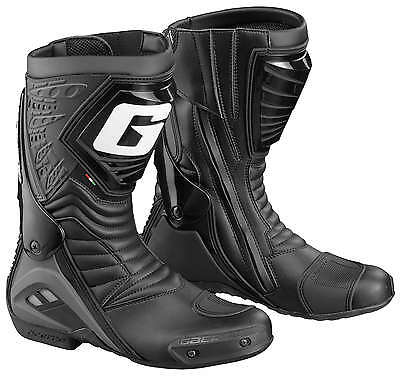 Gaerne GR-W Leather Motocross MX Riding Boots [Size 9]